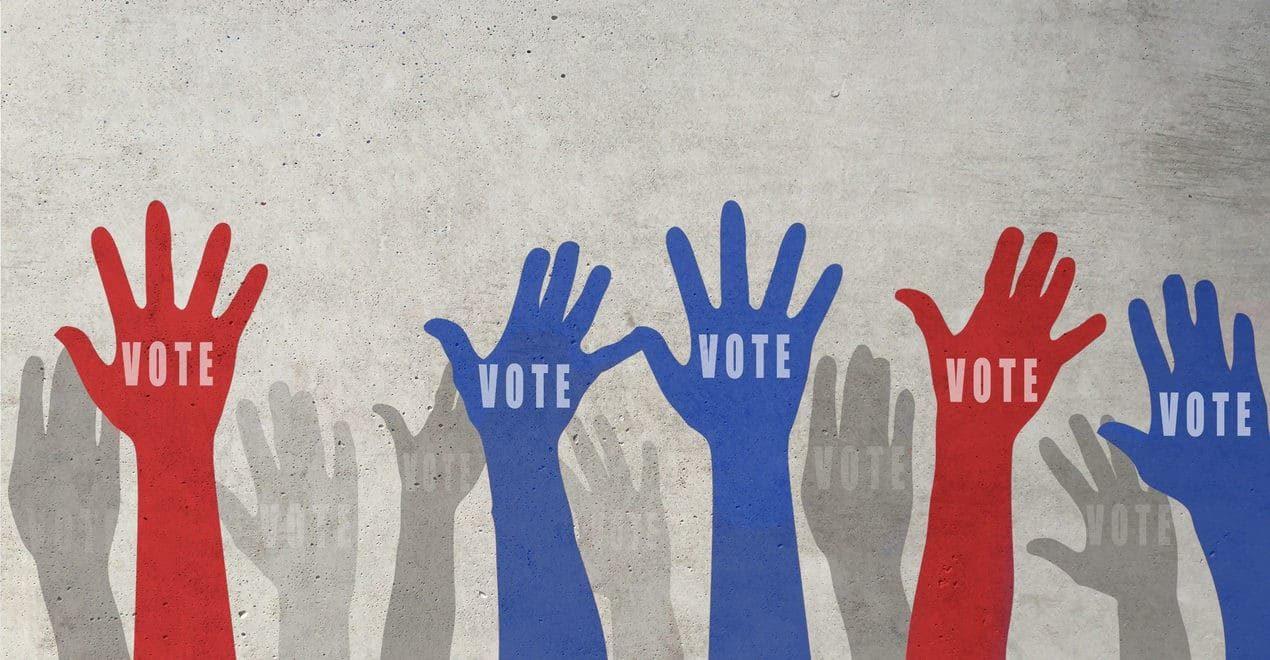 voting głosowanie vote